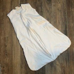 Organic cotton halo sleepsack